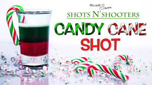 candy cane martini recipe candy cane shot day 9 12 shots of christmas youtube