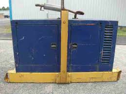 secondhand generators search