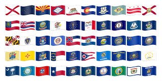 New Jersy Flag Us State Flag Emojis Now Possible