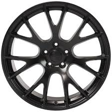 Dodge Ram Hellcat - amazon com 22x10 wheel fits dodge ram trucks hellcat style