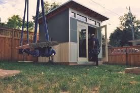 prefab backyard office home interior ekterior ideas