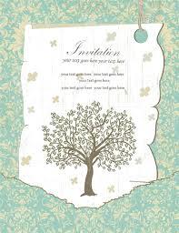 reunion invites free printable invitation design