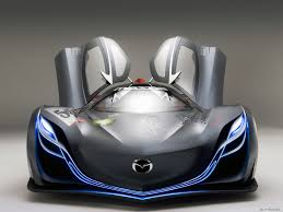 pictures of mazda cars mazda u0027s first rotary concept car is unveiled mazda wankel