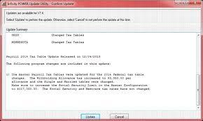Tax Table 2013 Data Pro Payroll Tax Table Updates