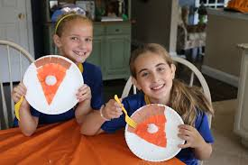 thanksgiving pie arts and craft project for and the