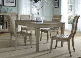 grayton grove extendable dining room set from liberty coleman