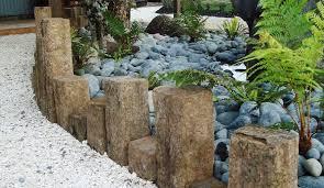 Gartengestaltung Mit Steinen Und Grsern Modern Garten Gestalten Mit Steinen Heimdesign Innenarchitektur Und