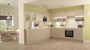 stockbridge matt grey contemporary kitchen youtube