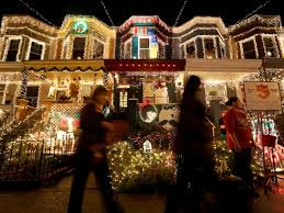 the most outrageous christmas light displays in america insider