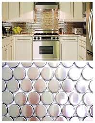 Best  Stainless Backsplash Ideas On Pinterest Stainless Steel - Photo backsplash