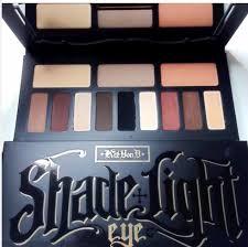 kat von d shade light eye contour palette kat von d shade and light eye contour palette reviews photos