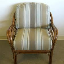Custom Patio Chair Cushions Custom Wicker Chair Cushions Custom Seating Rattan Or Wicker