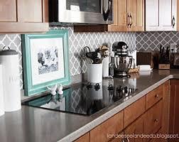 vinyl kitchen backsplash vinyl backsplash etsy
