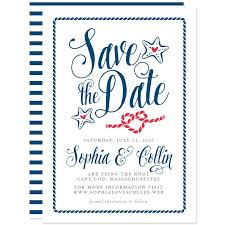 Nautical Save The Date Save The Date Cards The Spotted Olive