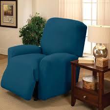 blue recliner slipcover u2013 brooklinehavurahminyan info
