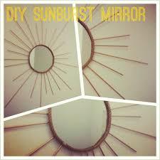Nifty Mirror by Nifty Thrifty Momma Diy Sunburst Mirror