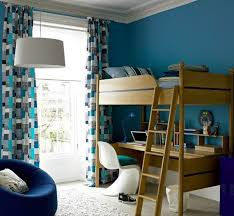 Cool And Contemporary Boys Bedroom Ideas In Blue - Blue bedroom ideas for boys