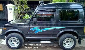 mobil jeep lama harga mobil suzuki katana gx bekas bulan desember tahun 2017