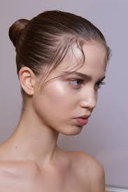 baby hair how to baby hair a lesson in styling vogue australia