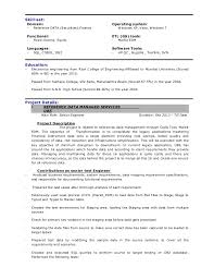 Sample Etl Testing Resume by Vikas Mishra Etl Resume