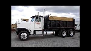 freightliner dump truck 1987 freightliner flc 64t dump truck for sale sold at auction