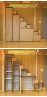 interior design for small homes cabinets stairs with flip up steps and narrow stairs each