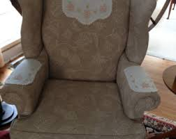 Chair Arm Protectors Chair Arm Covers Etsy