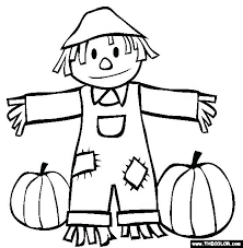 thanksgiving pumpkins coloring pages pumkin coloring pages funny pumpkin frightened pumpkin coloring page