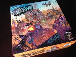 deliver post apocalyptic packages with wasteland express delivery