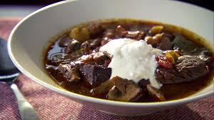 spiked rustic beef stew food network