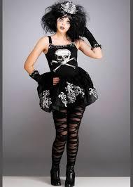 gothic zombie ballerina halloween costume