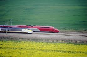 Thalys Comfort 1 Thalys High Speed Train Interrail Eu