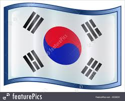 Korea Flag Image Flags South Korea Flag Icon Stock Illustration I2228231 At