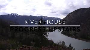 river house blocking and insulation youtube