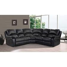 Chicago Corner Recliner Leather Sofa Cheap Home Furniture - Leather sofas chicago