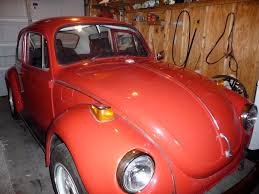 orange volkswagen beetle volkswagen beetle questions what would cause the push rod in the