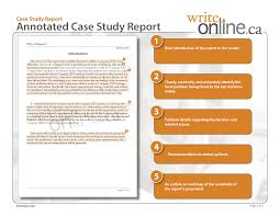 case study analysis recommendations
