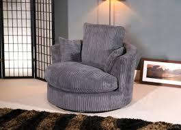 dylan rhino jumbo u0026 leather portobello cord fabric cuddle swivel