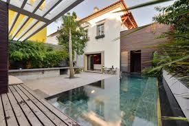 contemporary mediterranean homes