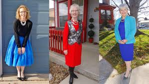 Clothes For Women Over 60 4 Fun And Fabulous Holiday Looks For Women Over 60