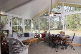 Lanai Porch by Sunrooms Lynchburg Four Seasons Residential