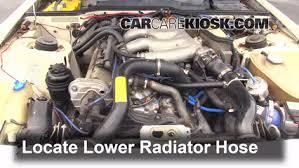1983 porsche 944 radiator coolant flush how to porsche 944 1983 1991 1987 porsche 944