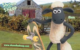 shaun sheep desktop wallpaper gift ideas blog