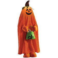Lighted Halloween Costumes by Lighted Pumpkin Costume Character Spooky Trick Or Treat Halloween