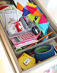 Origami Desk Organizer Iheart Organizing Diy Paper Box Drawer Organizers And An