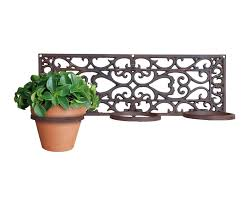 wall hanging planters wall mounted flower pot holder 44 beautiful decoration also garden