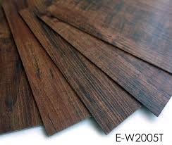 wear resistance water proof self adhesive vinyl plank pvc plank
