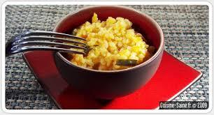 recette de cuisine saine recette bio facile risotto de potimarron aux cbettes