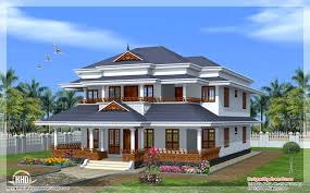 traditional 2 story home plans