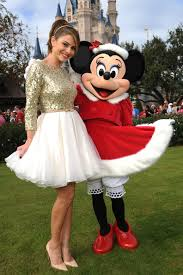 maria menounos minnie mouse dress pals celebrities